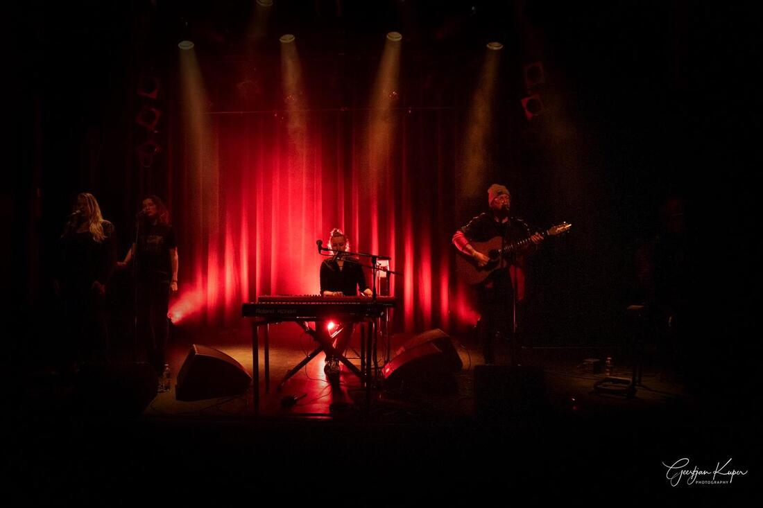 The Beatnik Hedon Zwolle poppodium